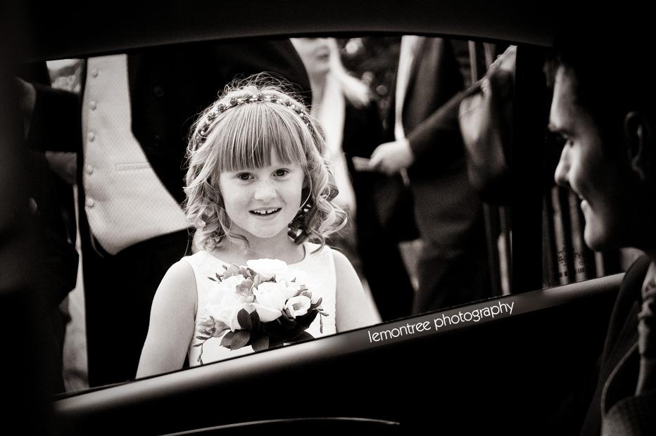 wedding car by lemontree photography