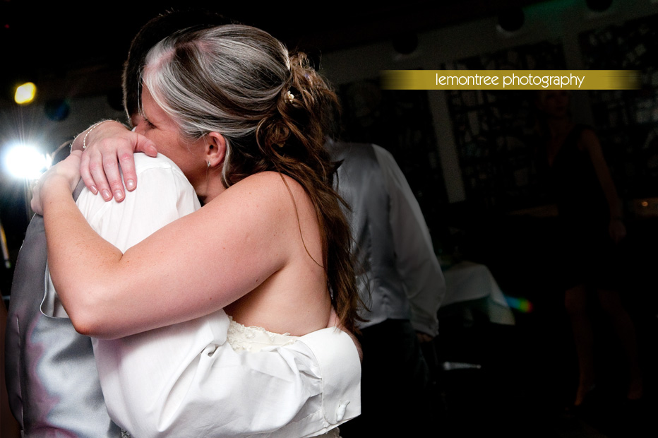 bride and groom on the dance floor at winchester refectory