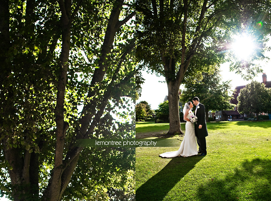 wedding at winchester cathedral by hampshire photographer