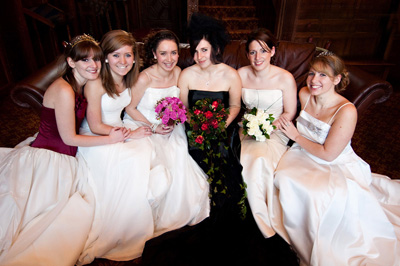 Elmers Court Hotel Wedding Show
