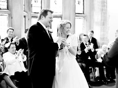Alison & Martin's Beaulieu Wedding