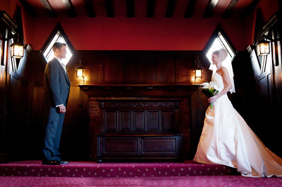 Montagu Arms Hotel Wedding - Anthea & Michael