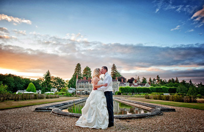Kayleigh & Romauldas - Rhinefield House, New Forest Wedding