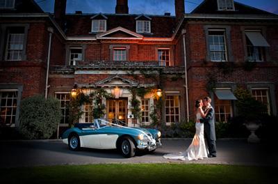 Lainston House Wedding Photographer - Sara & Roland