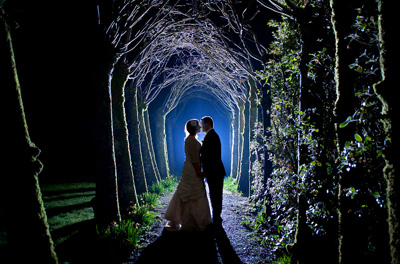 Anna & Oscar - Athelhampton House Wedding Photographer