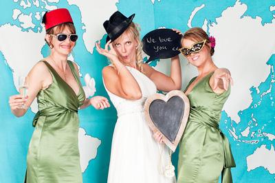 Laura & Howard's Wedding Photo Booth