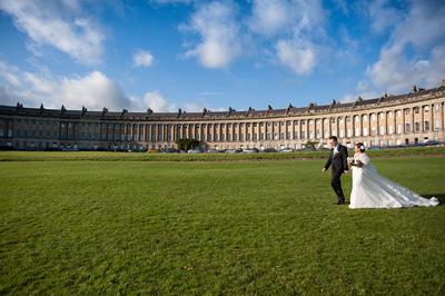 Bath Guildhall Wedding Photography - Sharon & Alex