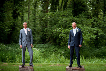 Civil Partnership Photography Southampton - Adam & Matt