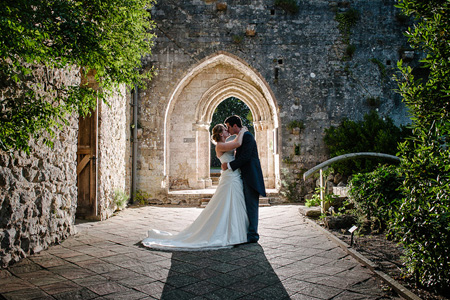 Beaulieu Domus Wedding Photography - Chloe & Tom