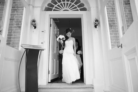 Mill House Wedding, Swallowfied - Kim & Sofiane