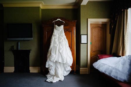 Balmer Lawn Hotel Wedding - Kelly & Damon