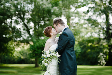 Shaftesbury Wedding Photography - Clare & Mark