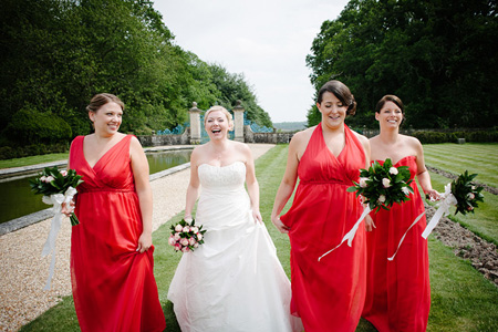 Hampshire Wedding Photographer - 2012 (part one)