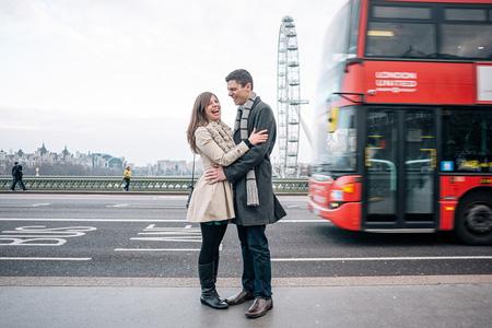London Engagement Photography - Nikki & Jonny