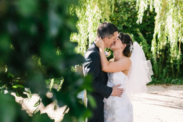 Laura & Ally's Romsey Garden Wedding