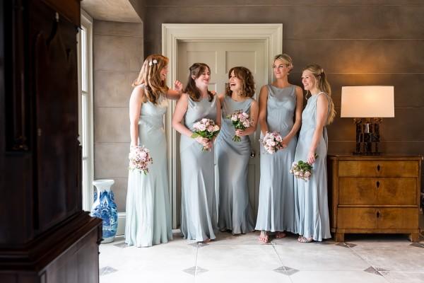 Axnoller House Wedding - Sarah & Iain ( Part 1)