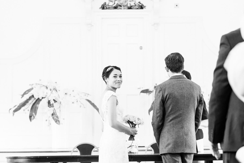 bride poole wedding
