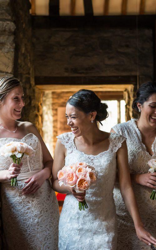 Scaplen's Court Wedding Photographer - Caroline & David