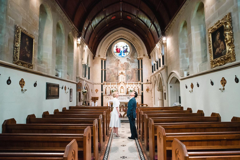 Lyndhurst Wedding