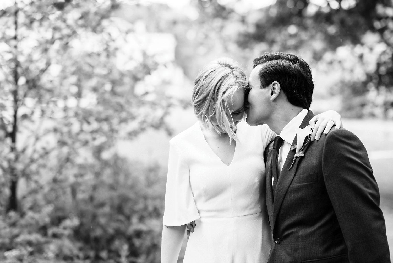 Intimate Lyndhurst Wedding