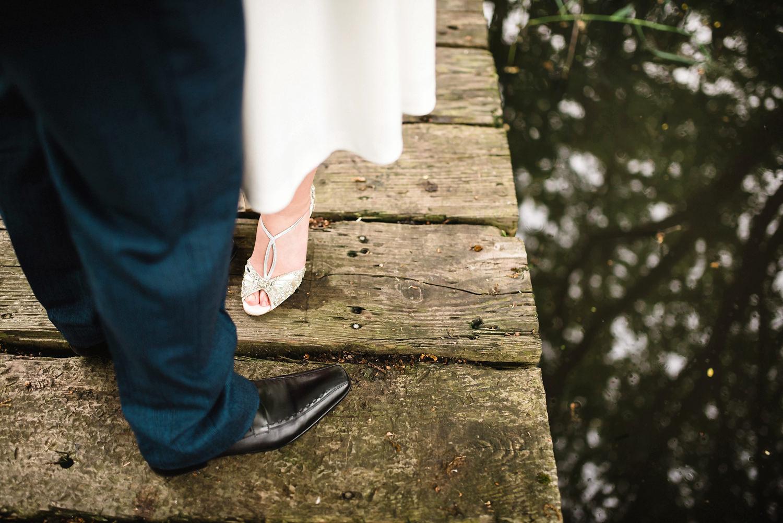 Bride & Grooms shoes