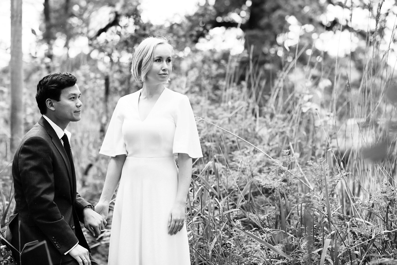 Bride & Groom New Forest