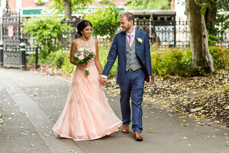 bride in winchester