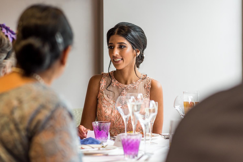 wedding reception winchester
