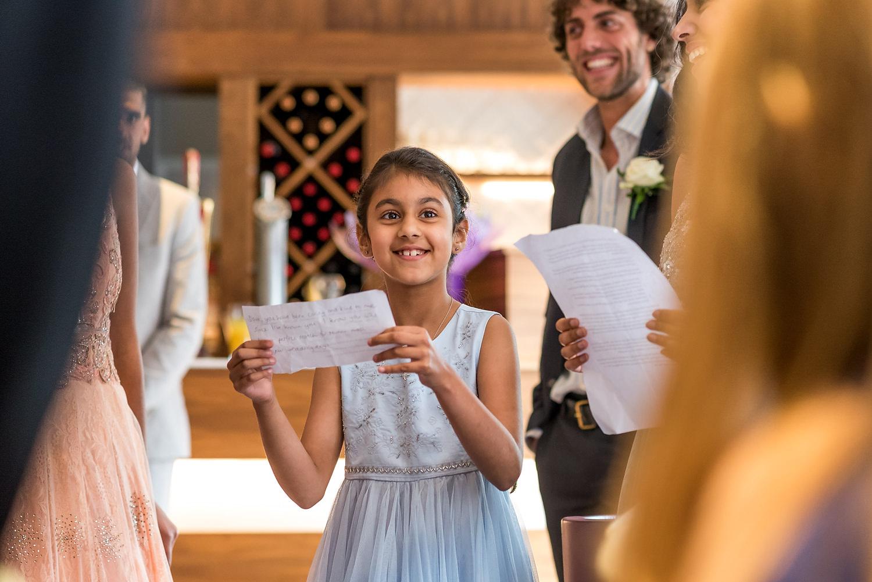 wedding speeches in winchester