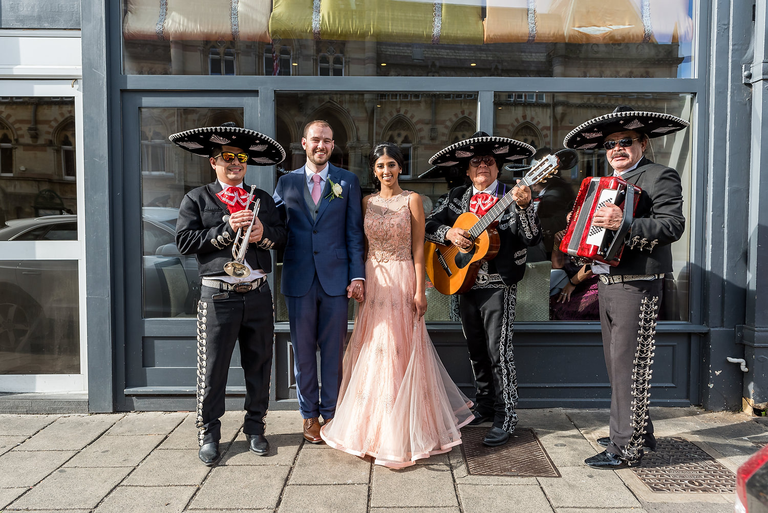 mariachi band in winchester