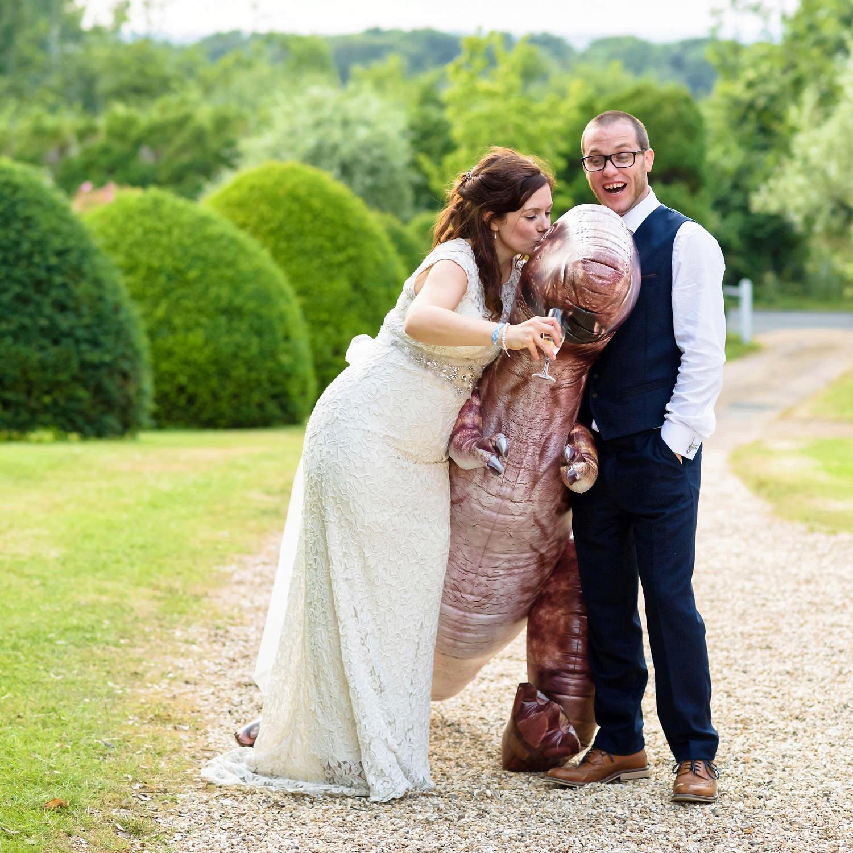 Cowes Wedding