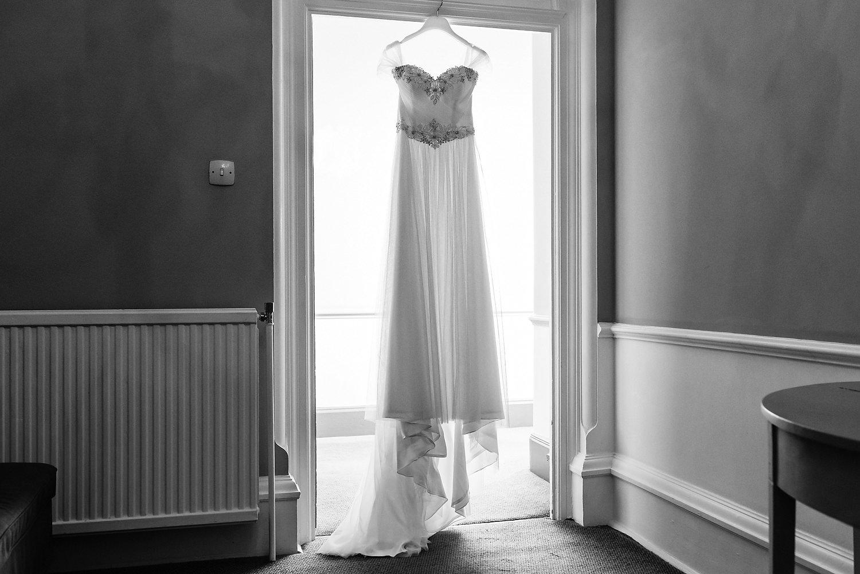 Wedding Dress Old Vicarage Wedding