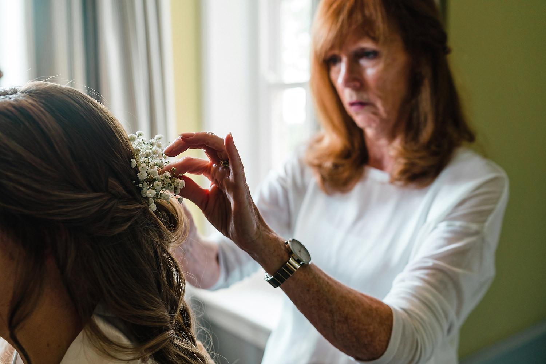 bridal make up in dorset