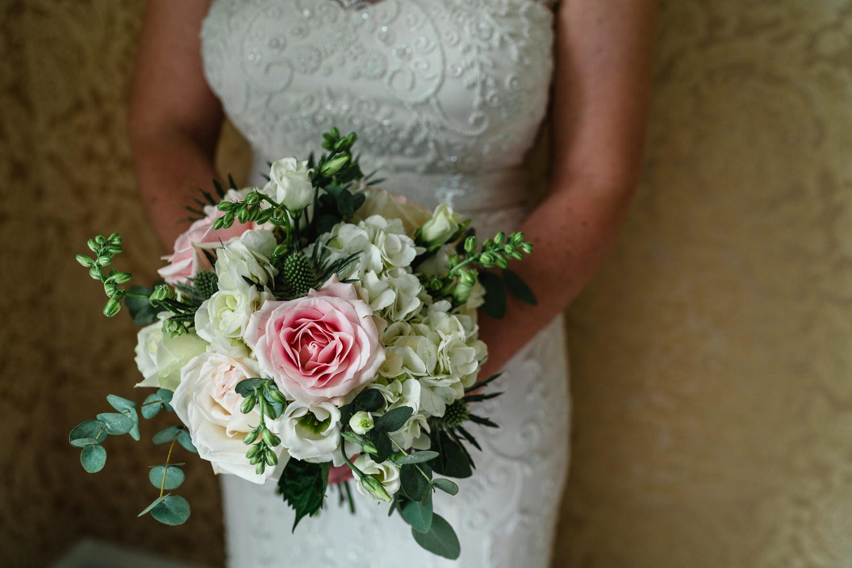 Penton Park Wedding flowers
