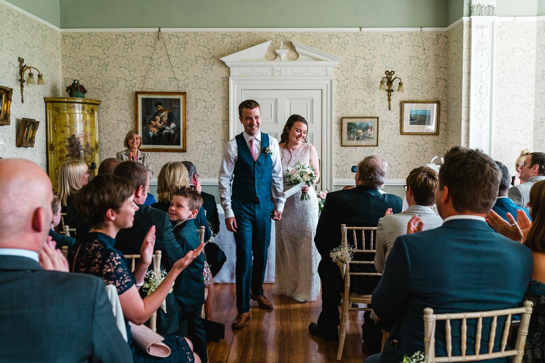 Penton Park Wedding Ceremony