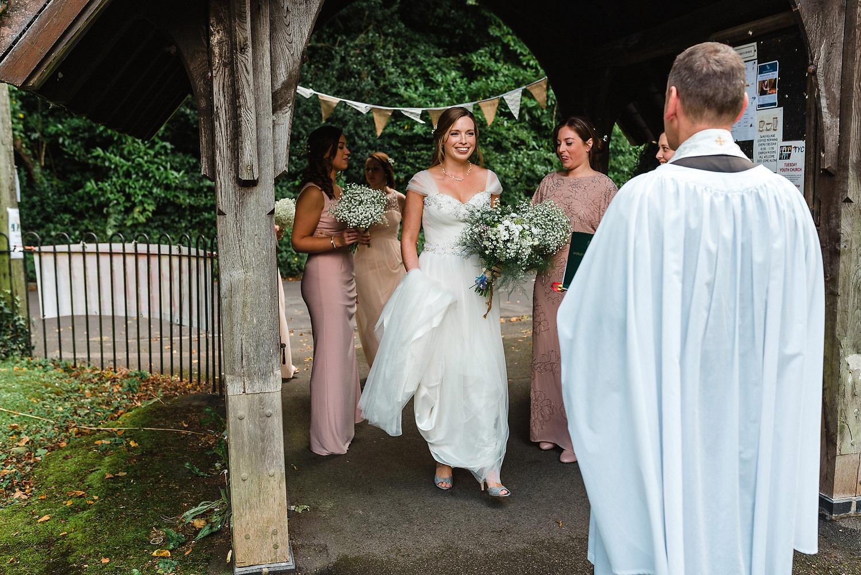 Wedding in Sway