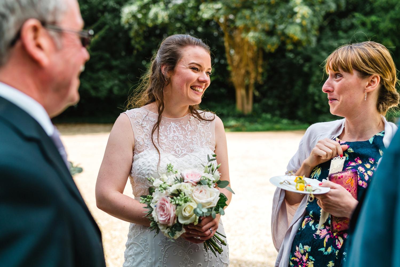 Penton PArk Bride