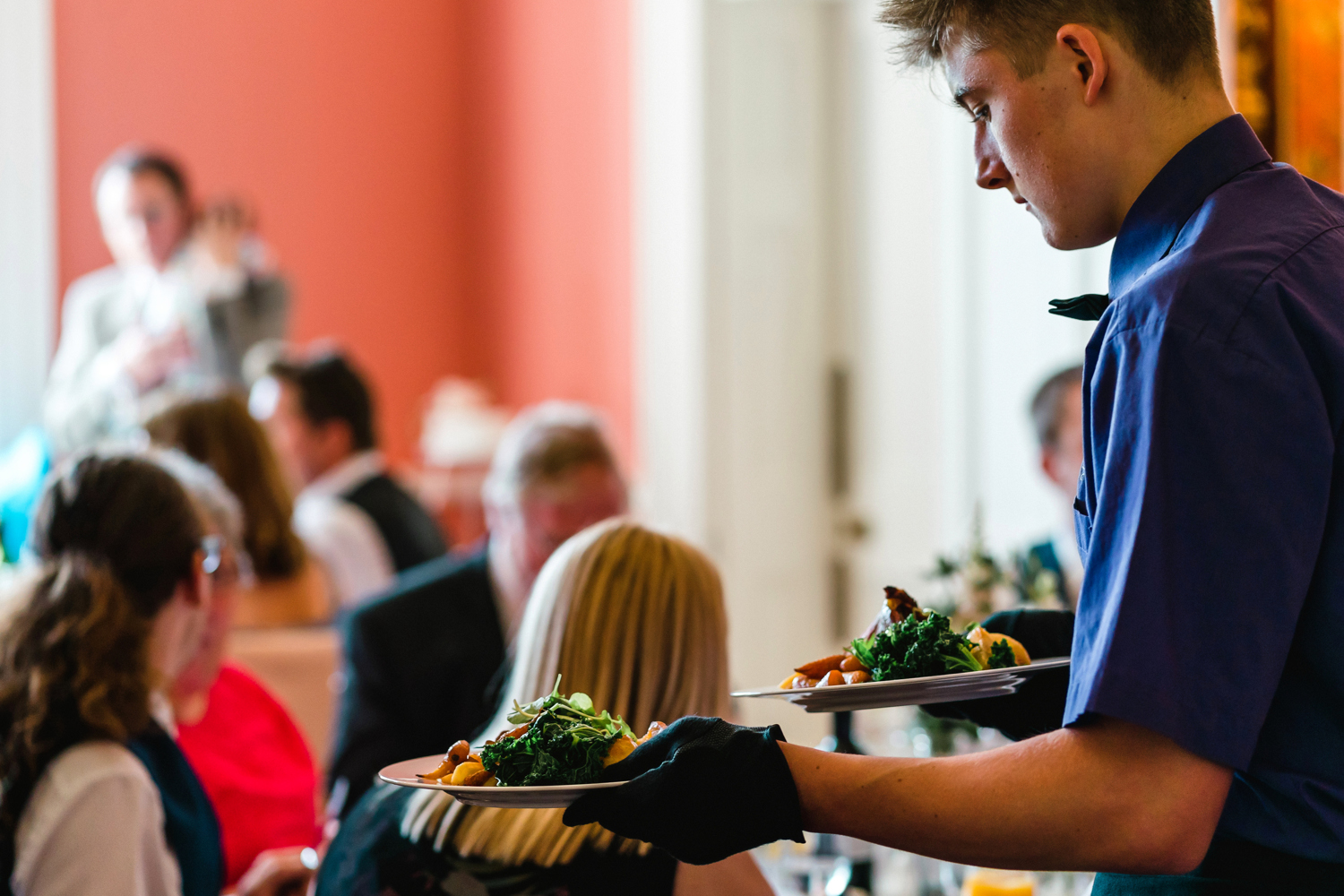 smallpeice catering at penton park