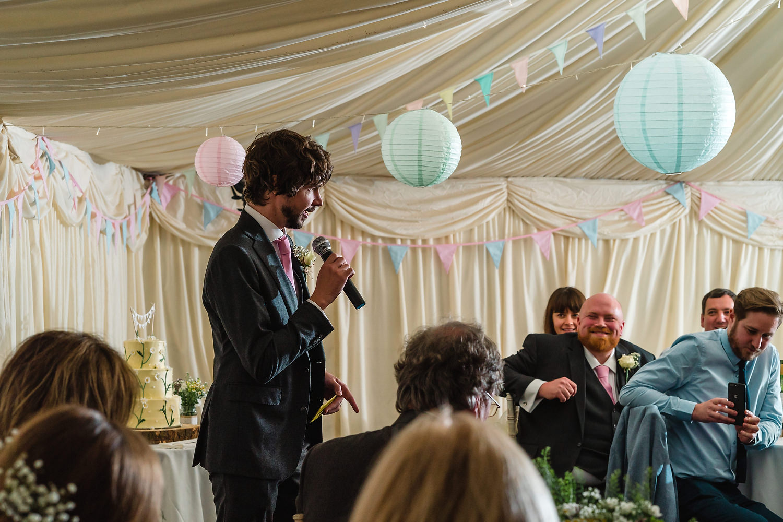 groom wedding speeches