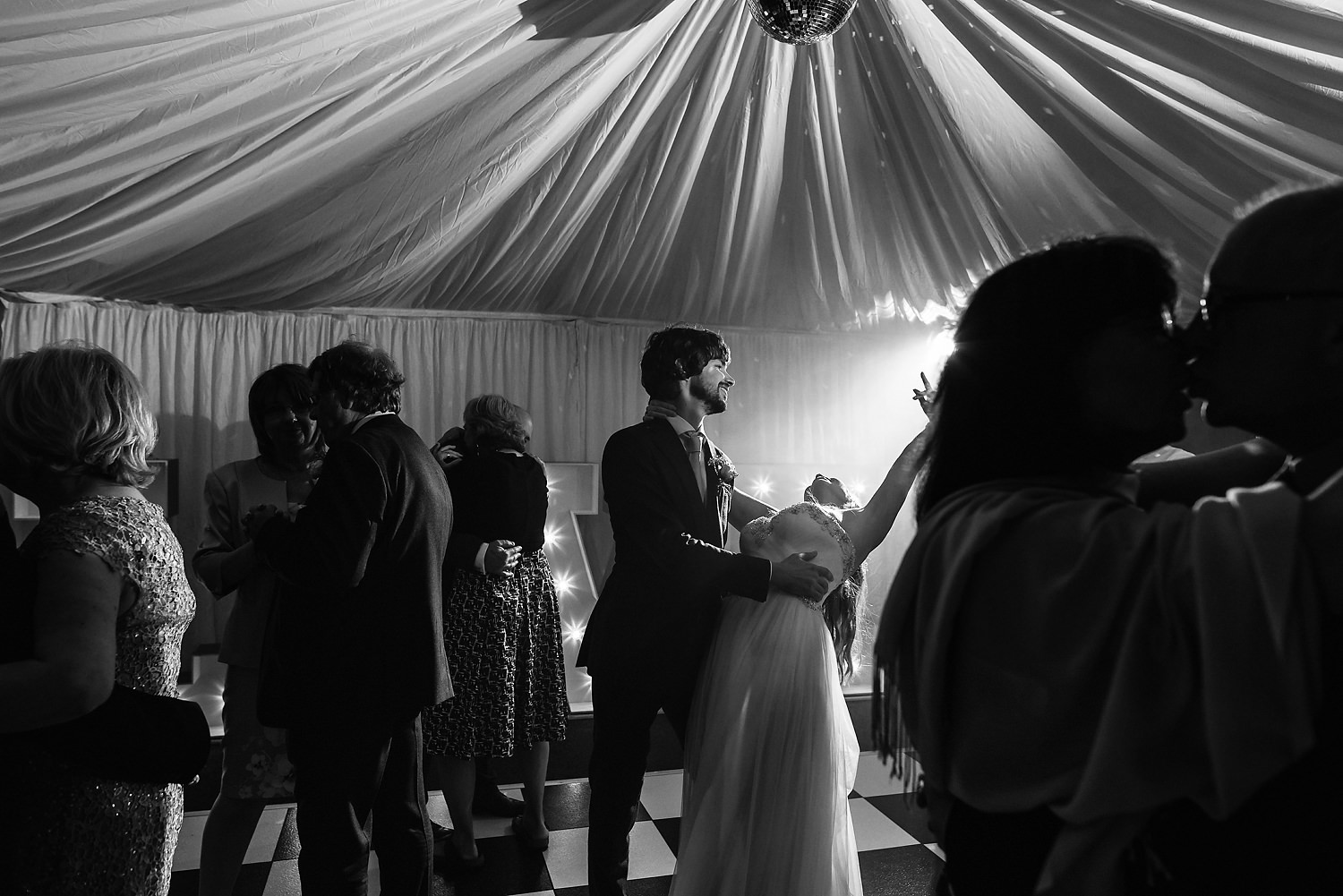 first dance at the old vicarage