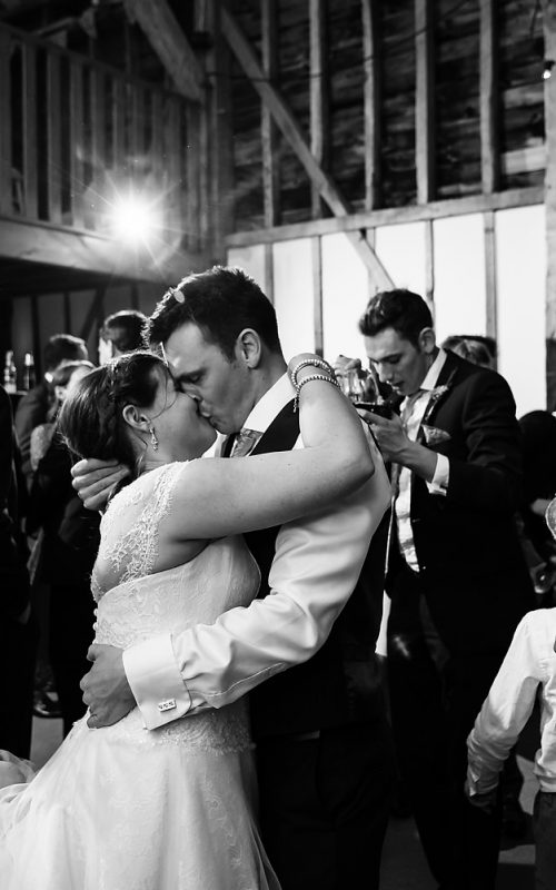 Bonhams Barn Wedding with Alice & David