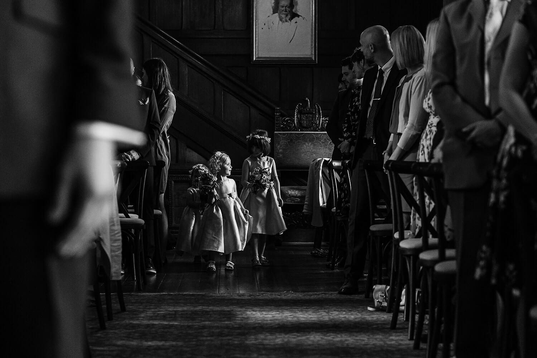 wedding at ramster hall