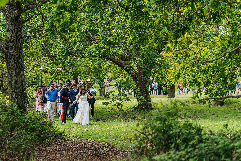 bride and groom at tournerbury estate wedding
