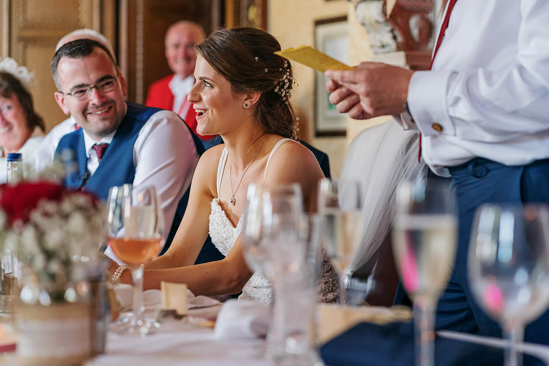 wedding speeches at elmers court hotel