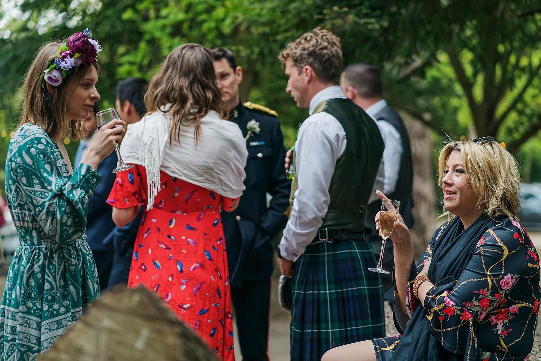 wedding reception hayling island