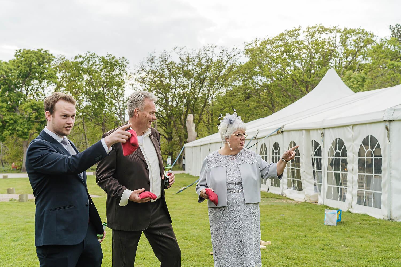 wedding games hayling island