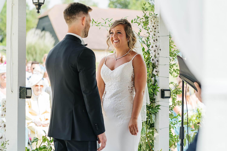 lythe hill wedding photographer