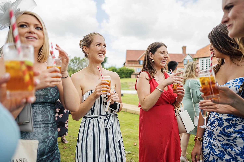 wedding reception lythe hill hotel surrey