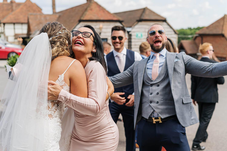 wedding reception at lythe hill