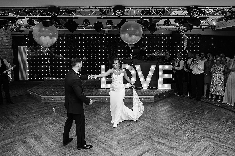 first dance lythe hil hotel surrey